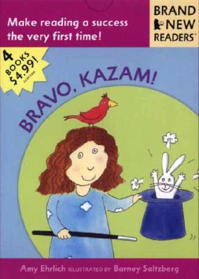 Bravo, Kazam! By Ehrlich, Amy/ Saltzberg, Barney (ILT)